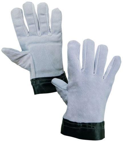 Antivibrační kožené rukavice