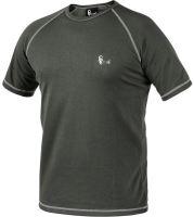 Funkční triko ACTIVE, šedé