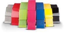 Módní barevný opasek Kariban KP802