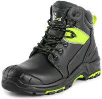 Kotníková obuv CXS WORK SOLID S3