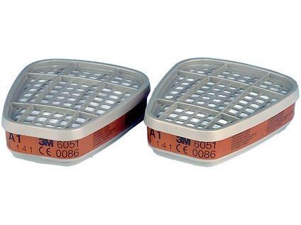 Filtr 3M 6051 A1 2502-05
