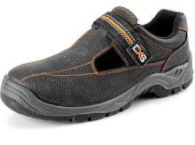Sandál STONE NEFRIT O1, černý