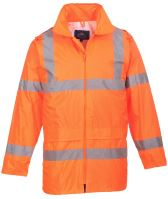 Bunda Hi-Vis do deště, oranžová