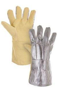 Tepluodolné rukavice VEGA 5 DM, kevlarové    0007-04