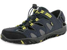 Sandál CXS ATACAMA, modro-žlutý