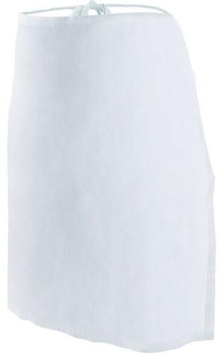 Zástěra do pasu LENA, bílá