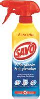 Dezinfekční prostředek SAVO spray proti plísním 500 ml