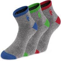 Ponožky CXS PACK - 3 páry, vel. 46-48