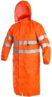 Plášť do deště BATH výstražný, oranžový
