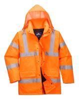Reflexní bunda Traffic, oranžová
