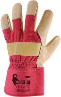 Kombinované rukavice BUDY, vel. 11    0002-09