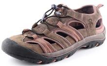 Sandál SAHARA, hnědý