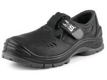 Sandál COPPER O1, černý
