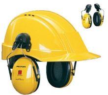 Mušlové chrániče s úchyty na přilbu 3M PELTOR H510P3E-405-GU