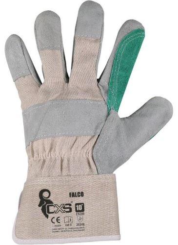 Kombinované rukavice FALCO, vel. 10    0002-06