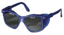 Brýle s bočními kryty B-B 40, tmavost č. 5