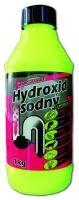 Hydroxid sodný mikrogranule, 1 kg