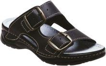Zdravotní pantofle dámské Santé, černé