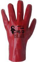 Povrstvené rukavice KADO, vel. 10  0006-05