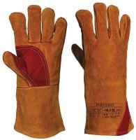 Zesílené rukavice svářecí A 530