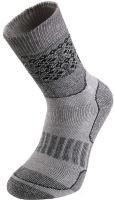 Ponožky zimní SKI, šedé