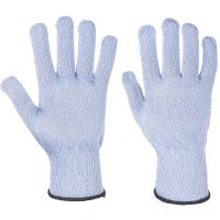 Neprořezná rukavice do potravinářství, modrá