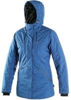 Dámská zimní bunda CXS FARGO, modrá